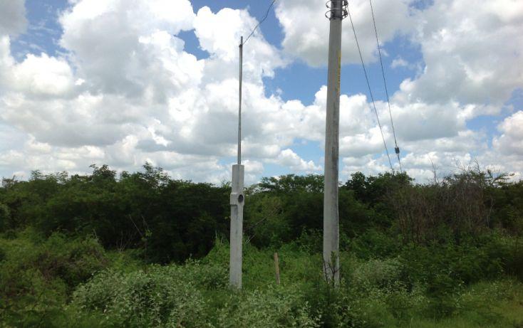 Foto de terreno habitacional en venta en, conkal, conkal, yucatán, 1128349 no 07