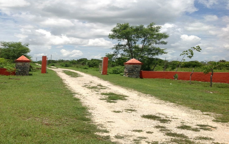 Foto de terreno habitacional en venta en  , conkal, conkal, yucatán, 1128349 No. 10