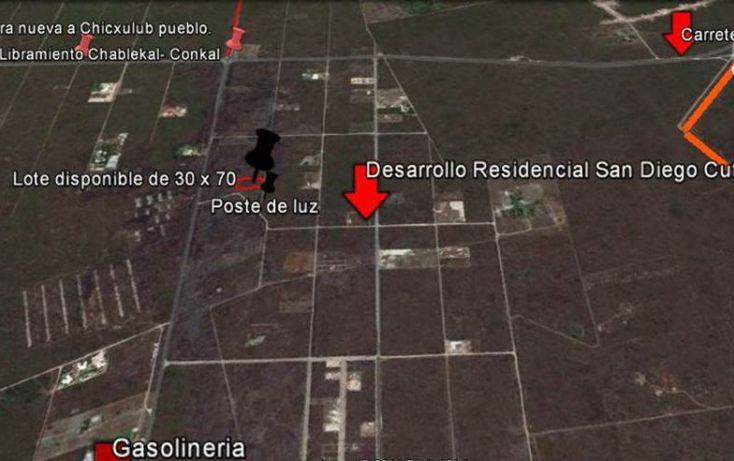 Foto de terreno habitacional en venta en, conkal, conkal, yucatán, 1128349 no 12