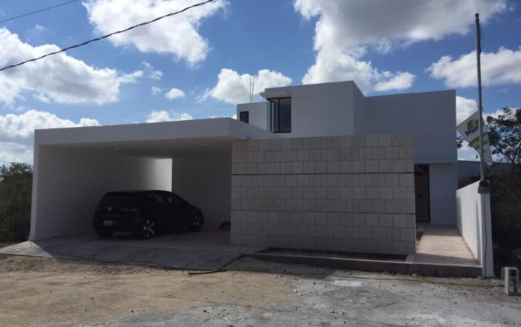 Foto de casa en venta en  , conkal, conkal, yucat?n, 1128703 No. 01