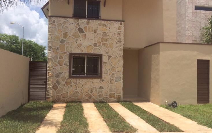 Foto de casa en venta en  , conkal, conkal, yucatán, 1136165 No. 01