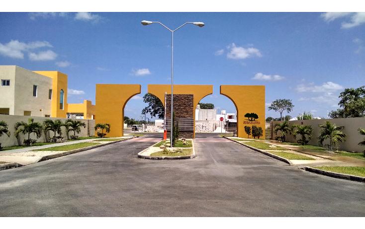 Foto de terreno habitacional en venta en  , conkal, conkal, yucatán, 1137851 No. 01