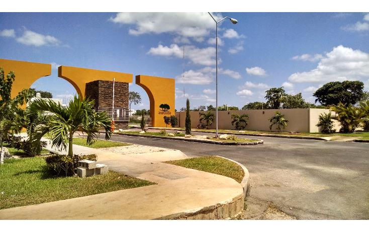 Foto de terreno habitacional en venta en  , conkal, conkal, yucatán, 1137851 No. 02