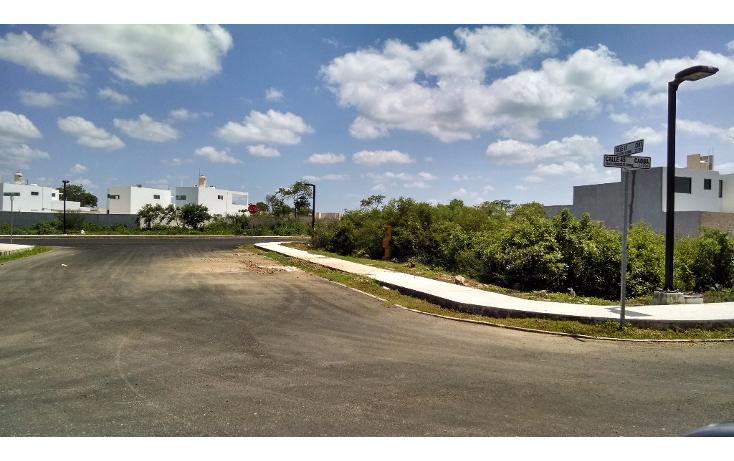 Foto de terreno habitacional en venta en  , conkal, conkal, yucatán, 1137851 No. 07