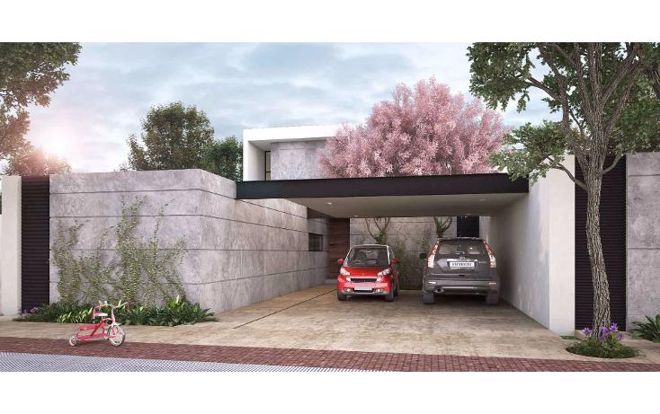 Foto de casa en condominio en venta en  , conkal, conkal, yucatán, 1138167 No. 03