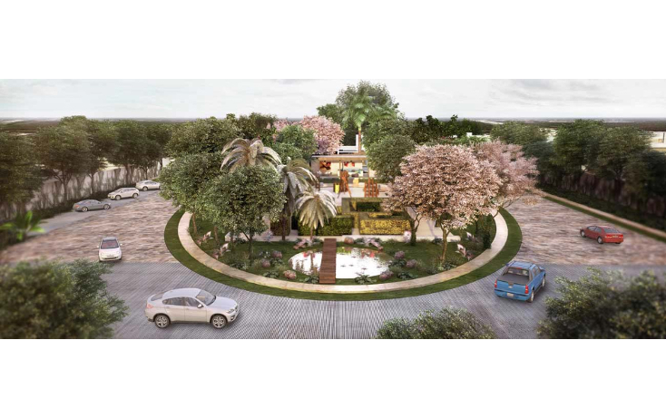 Foto de terreno habitacional en venta en  , conkal, conkal, yucat?n, 1140851 No. 03