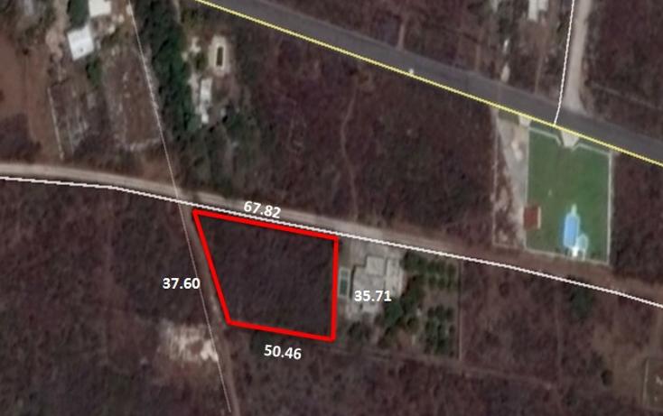 Foto de terreno habitacional en venta en  , conkal, conkal, yucat?n, 1144111 No. 01