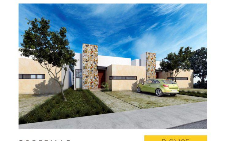 Foto de casa en venta en, conkal, conkal, yucatán, 1147071 no 01