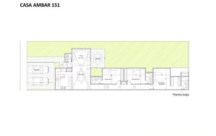 Foto de casa en venta en, conkal, conkal, yucatán, 1147071 no 05
