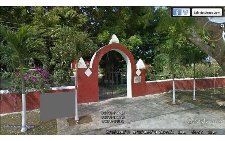 Foto de terreno habitacional en venta en  , conkal, conkal, yucatán, 1148389 No. 04