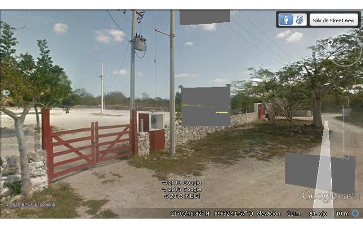 Foto de terreno habitacional en venta en  , conkal, conkal, yucatán, 1148389 No. 05