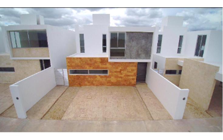 Foto de casa en venta en  , conkal, conkal, yucatán, 1150215 No. 01