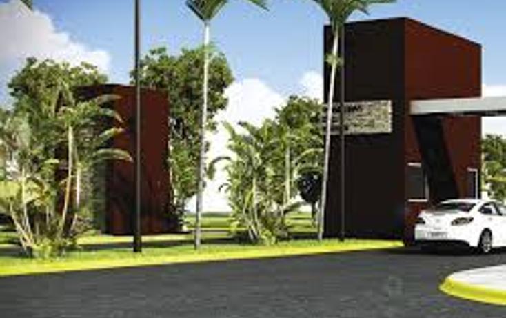 Foto de terreno habitacional en venta en  , conkal, conkal, yucatán, 1163141 No. 01
