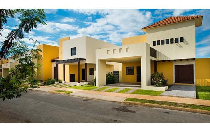 Foto de casa en venta en  , conkal, conkal, yucatán, 1163803 No. 02