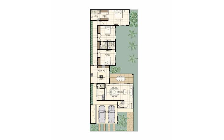 Foto de casa en venta en  , conkal, conkal, yucatán, 1163803 No. 05