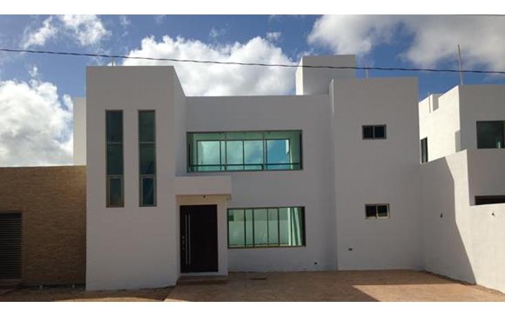 Foto de casa en venta en  , conkal, conkal, yucatán, 1165257 No. 01