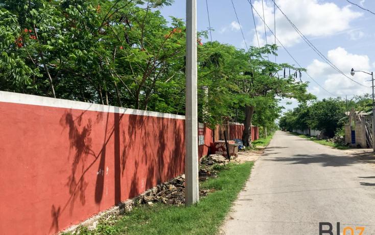 Foto de terreno habitacional en venta en  , conkal, conkal, yucatán, 1168663 No. 01