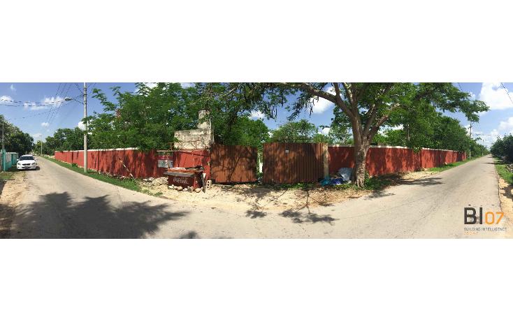 Foto de terreno habitacional en venta en  , conkal, conkal, yucatán, 1168663 No. 02