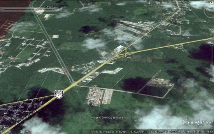 Foto de terreno habitacional en venta en, conkal, conkal, yucatán, 1169099 no 01