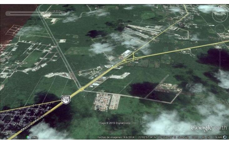 Foto de terreno habitacional en venta en  , conkal, conkal, yucatán, 1169099 No. 01