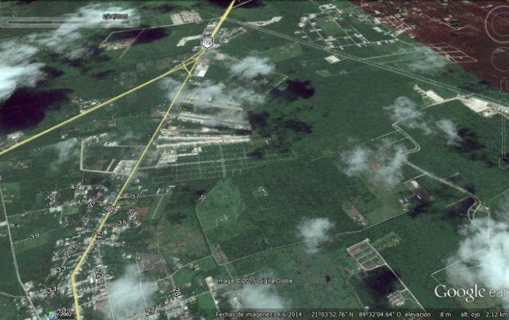 Foto de terreno habitacional en venta en, conkal, conkal, yucatán, 1169099 no 02