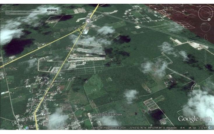 Foto de terreno habitacional en venta en  , conkal, conkal, yucatán, 1169099 No. 02