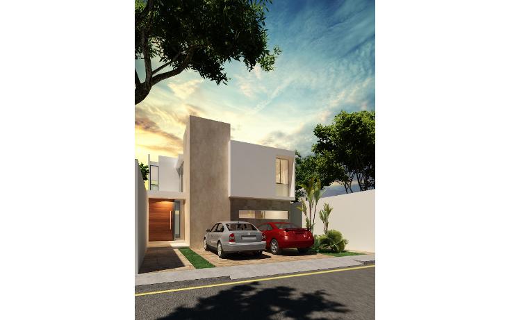Foto de casa en venta en  , conkal, conkal, yucatán, 1172071 No. 01