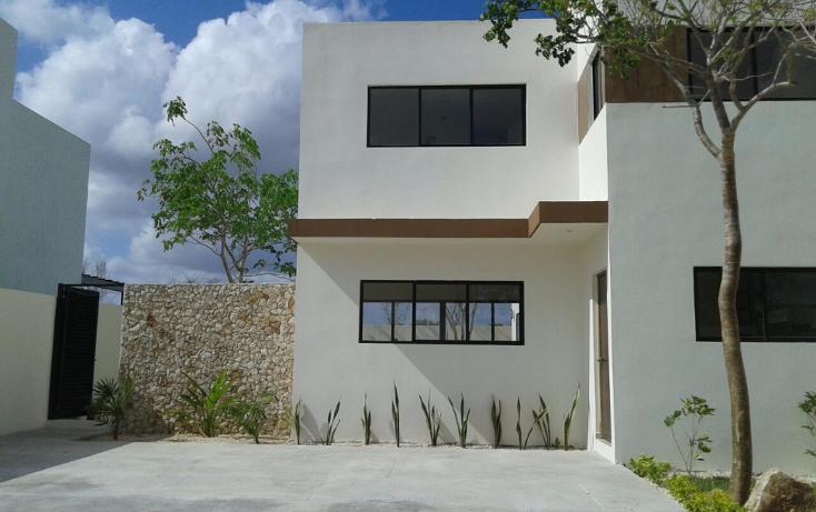 Foto de casa en venta en  , conkal, conkal, yucatán, 1173267 No. 01