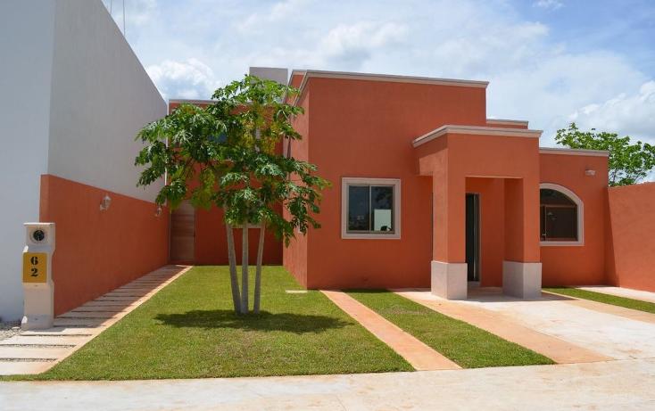 Foto de casa en venta en  , conkal, conkal, yucatán, 1173781 No. 02