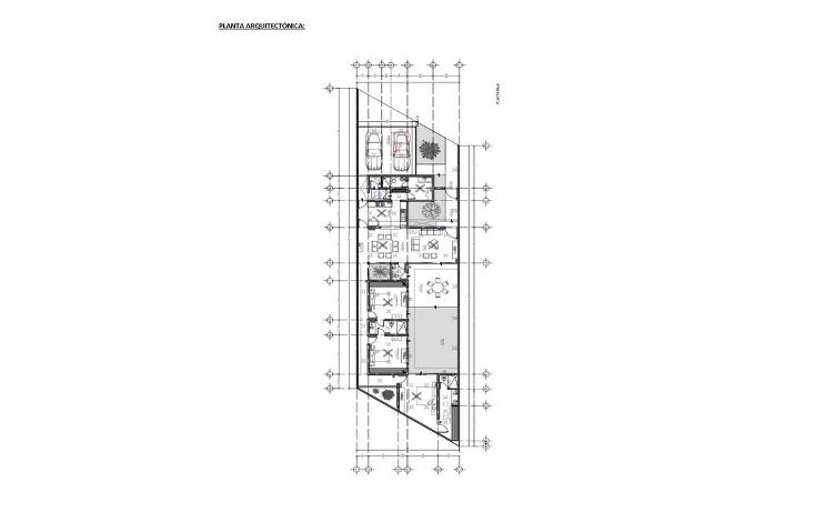 Foto de casa en venta en  , conkal, conkal, yucat?n, 1177965 No. 12