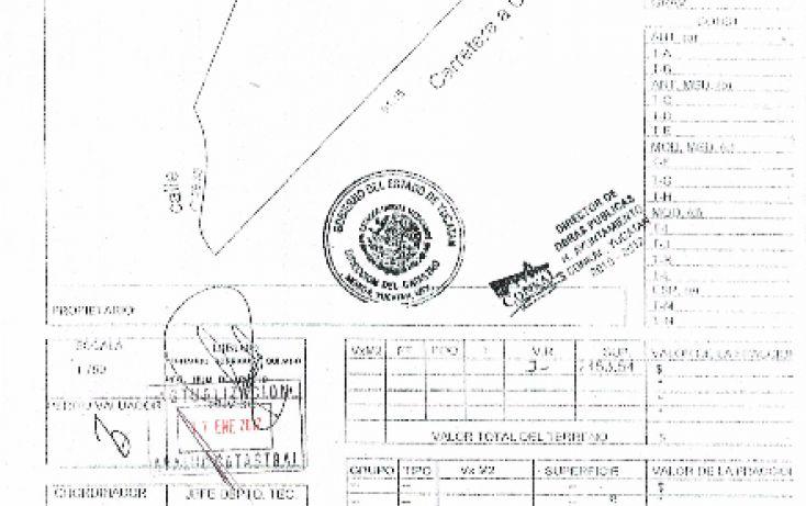 Foto de terreno comercial en renta en, conkal, conkal, yucatán, 1179193 no 01
