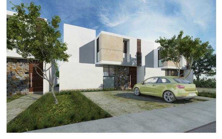 Foto de casa en condominio en venta en, conkal, conkal, yucatán, 1180045 no 01