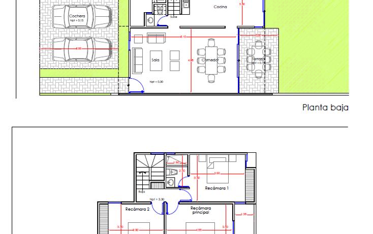 Foto de casa en venta en  , conkal, conkal, yucat?n, 1180045 No. 03