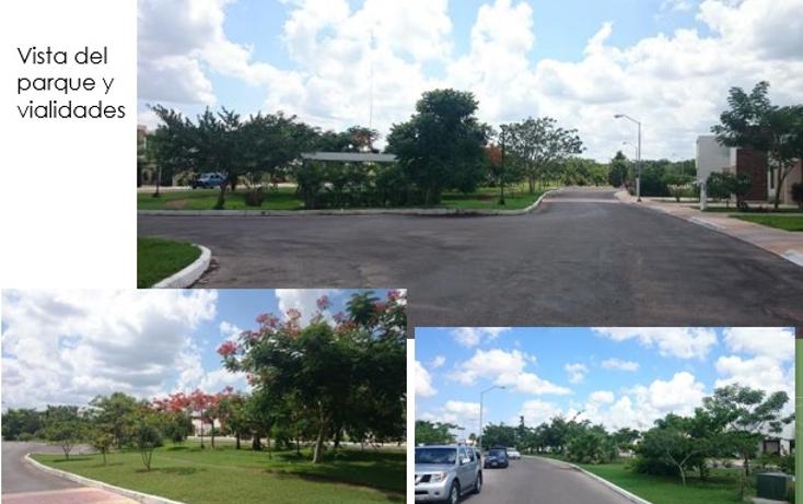 Foto de terreno habitacional en venta en  , conkal, conkal, yucatán, 1180987 No. 08