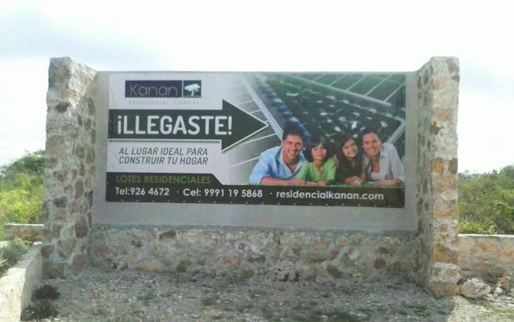 Foto de terreno habitacional en venta en  , conkal, conkal, yucatán, 1183203 No. 04