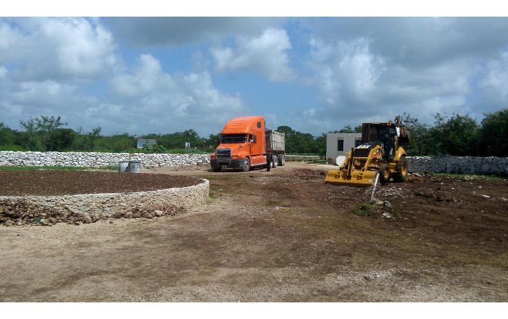 Foto de terreno habitacional en venta en  , conkal, conkal, yucatán, 1183203 No. 12