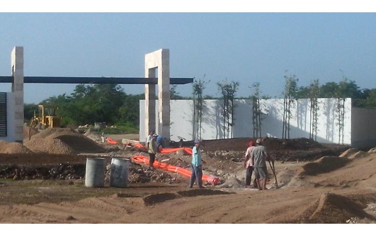Foto de terreno habitacional en venta en  , conkal, conkal, yucatán, 1183203 No. 13