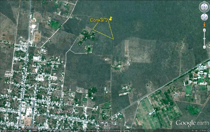 Foto de terreno habitacional en venta en  , conkal, conkal, yucatán, 1190227 No. 01