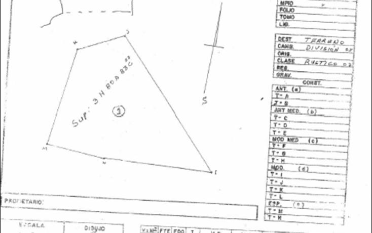 Foto de terreno habitacional en venta en  , conkal, conkal, yucatán, 1190227 No. 03