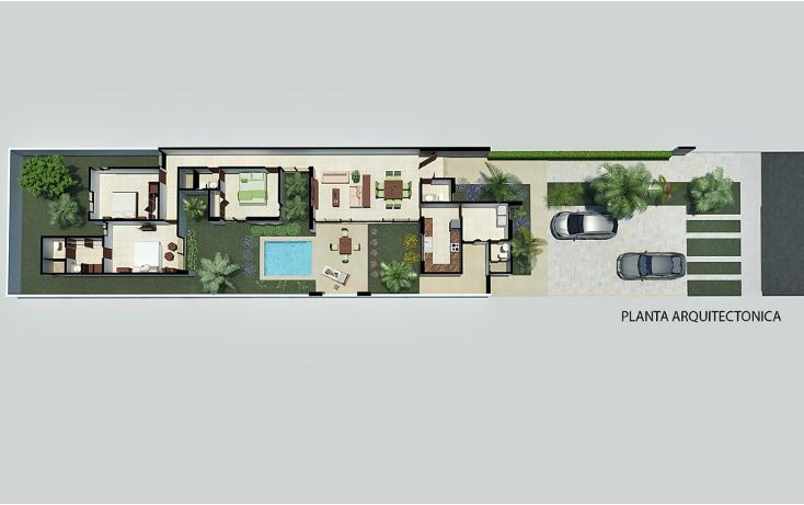 Foto de casa en venta en  , conkal, conkal, yucatán, 1193943 No. 03
