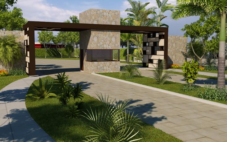 Foto de terreno habitacional en venta en  , conkal, conkal, yucat?n, 1202273 No. 01