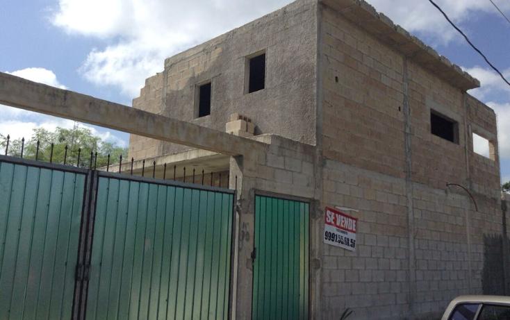 Foto de terreno habitacional en venta en  , conkal, conkal, yucat?n, 1206789 No. 01