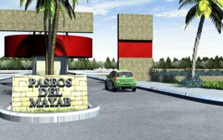 Foto de terreno habitacional en venta en  , conkal, conkal, yucatán, 1227129 No. 02