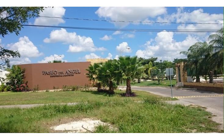 Foto de terreno comercial en venta en  , conkal, conkal, yucatán, 1238525 No. 01