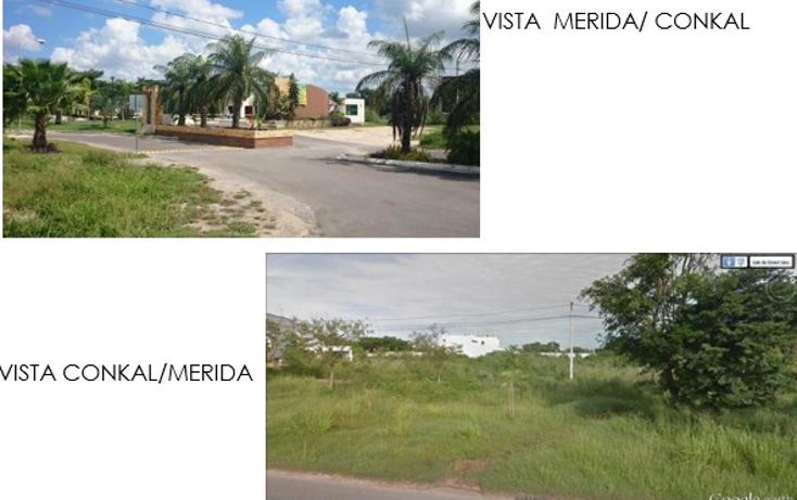 Foto de terreno comercial en venta en  , conkal, conkal, yucatán, 1238525 No. 04