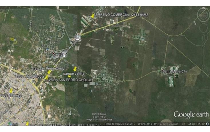 Foto de terreno comercial en venta en  , conkal, conkal, yucatán, 1238525 No. 09