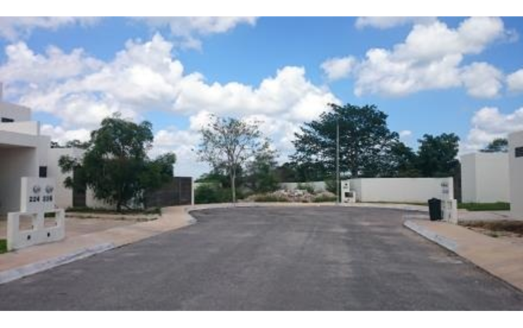 Foto de terreno habitacional en venta en  , conkal, conkal, yucatán, 1239045 No. 03