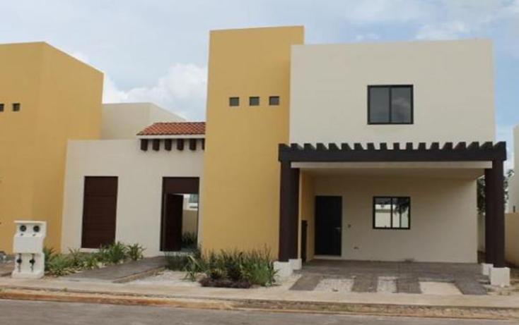 Foto de casa en venta en  , conkal, conkal, yucat?n, 1240463 No. 01