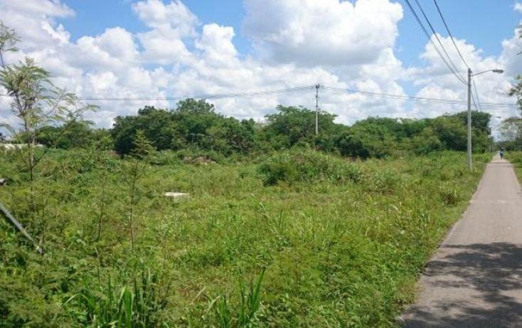 Foto de terreno comercial en venta en, conkal, conkal, yucatán, 1240765 no 02