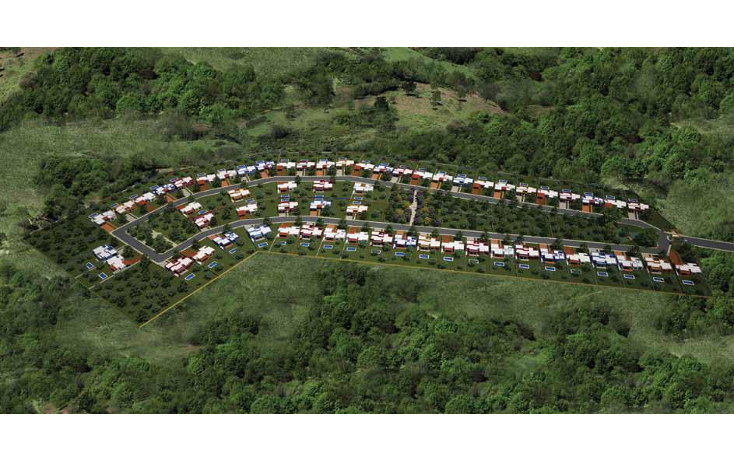 Foto de terreno habitacional en venta en  , conkal, conkal, yucatán, 1241419 No. 06